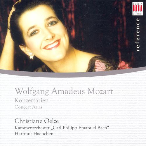 MOZART, W.A.: Concert Arias - K. 78, 79, 272, 369, 490, 528, 538, 582, 583 (Oelze)