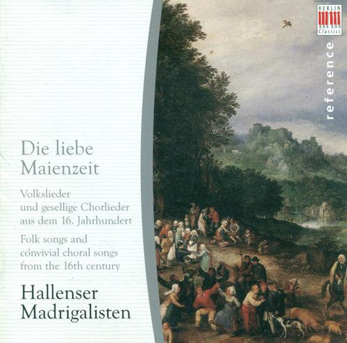 Choral Concert (German): Hallenser Madrigalisten - LECHNER, L. / MEILAND, J. / SCHEIN, J.H. / SARTORIUS, T. / HASSLER, H.L.