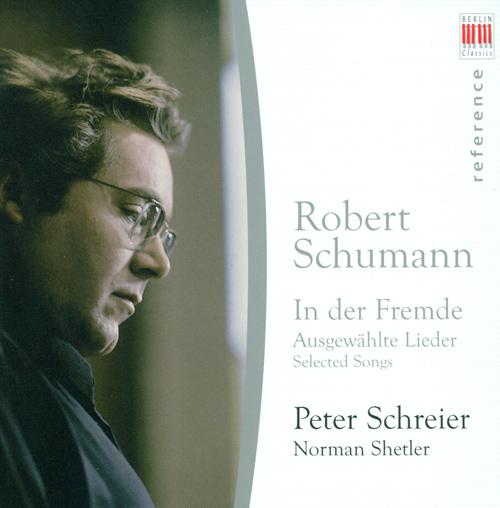 SCHUMANN, R.: Vocal Music (Schreier, Shetler)