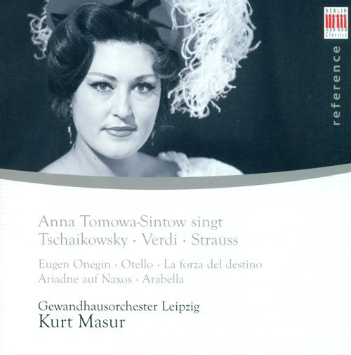 Anna Tomowa-Sintow 0013942BC