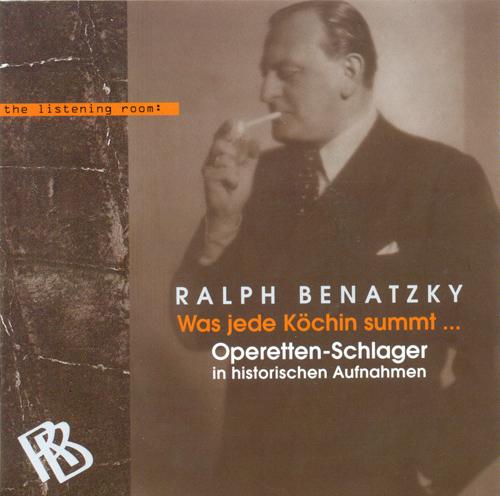 BENATZKY, R.: Operetta Highlights (Benatzky) (1928-1940)
