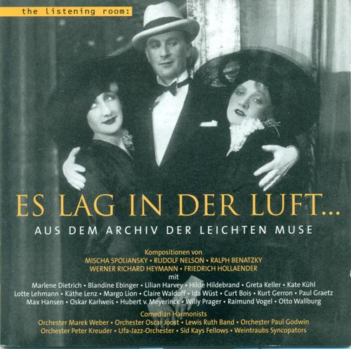 Vocal Music - SPOLIANSKY, M. / NELSON, R. / BENATZKY, R. / HEYMANN, W.R. / HOLLAENDER, F. (1928-1940)