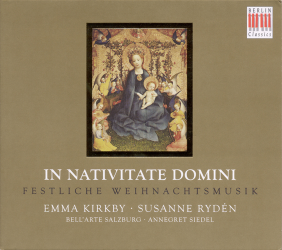 CHRISTMAS MUSIC FESTIVAL (In Nativitate Domini) (Kirkby, Ryden)
