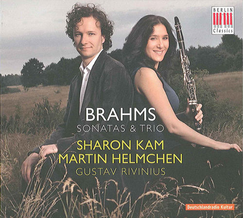 BRAHMS, J.: Clarinet Sonatas Nos. 1 and 2 / Trio in A minor (Kam, Rivinius, Helmchen)