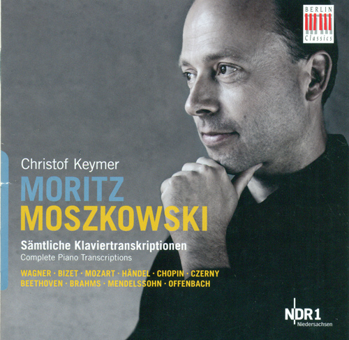 MOSZKOWSKI, M.: Piano Transcriptions (Complete) (Keymer)