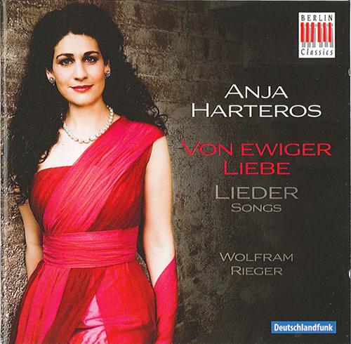 Vocal Recital: Harteros, Anja - HAYDN, F.J. / BEETHOVEN, L. van / SCHUBERT, F. / SCHUMANN, R. / STRAUSS, R. / BRAHMS, J. (Von ewiger Liebe)