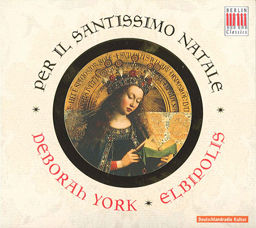 MELANI, A.: Sonata a 5 / HOFFMANN, M.: Meine Seele erhebt den Herrn / MANFREDINI, F.O.: Sinfonia, Op. 12, No. 2 (Per il Santissimo Natale) (York)