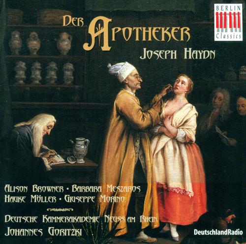 HAYDN, F.J.: Speziale (Lo) [Opera] (Goritzki)