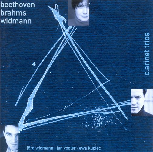 BEETHOVEN, L. van: Clarinet Trio / BRAHMS, J.: Clarinet Trio / WIDMANN, J.: Nachtstuck (Widmann, Vogler, Kupiec)