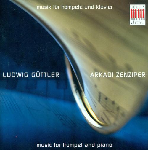 Trumpet Recital: Guttler, Ludwig - HONEGGER, A. / GUTTLER, L. / MARTINU, B. / FRANKE, B. / ENESCU, G. / MULLER, J.G. / HINDEMITH, P.