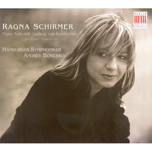 SCHMIDT, F.: Konzertante Variationen uber ein Thema von Beethoven / BEETHOVEN, L. van: Piano Concerto, Op. 61a (Schirmer, Hamburg Symphony, Boreyko)