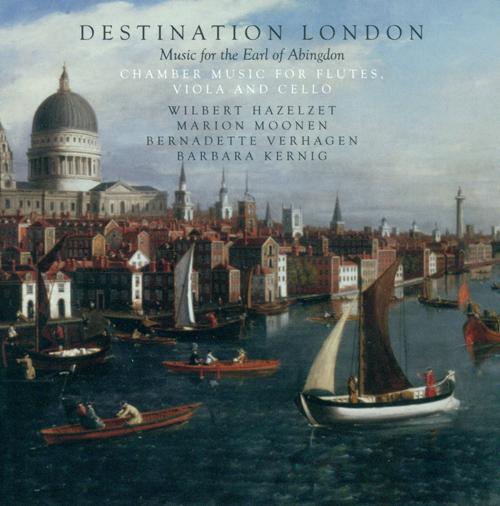 Chamber Music (17th-18th Centuries) - STAMITZ, C. / BACH, J.C. / ABEL, C.F. / HAYDN, F. (Hazelzet, Moonen, Verhagen, Kernig)