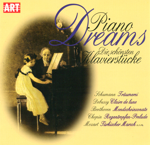 PIANO DREAMS - Beautiful Piano Pieces