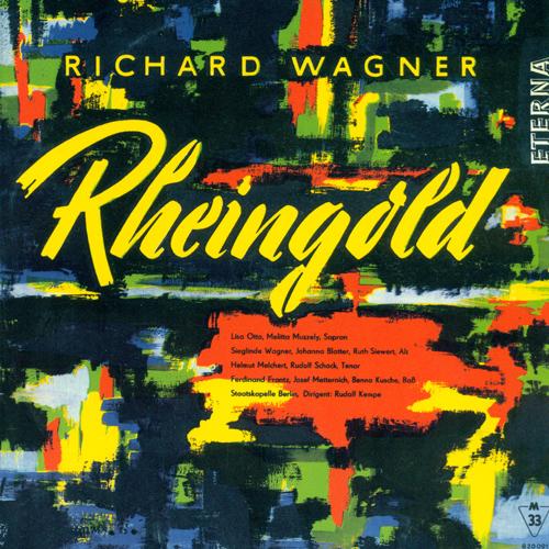 WAGNER, R.: Rheingold (Das) [Opera] (Kempe)