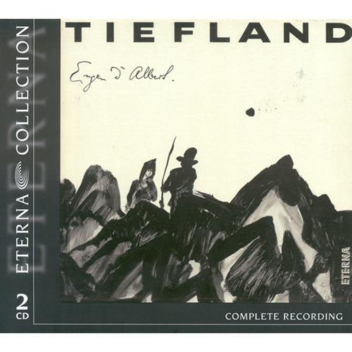 ALBERT, E. d': Tiefland [Opera] (Schmitz)