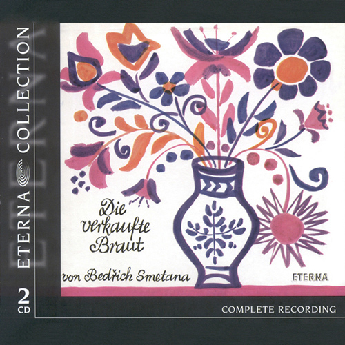 SMETANA, B.: Prodana nevesta (The Bartered Bride) (Sung in German) [Opera] (Suitner)