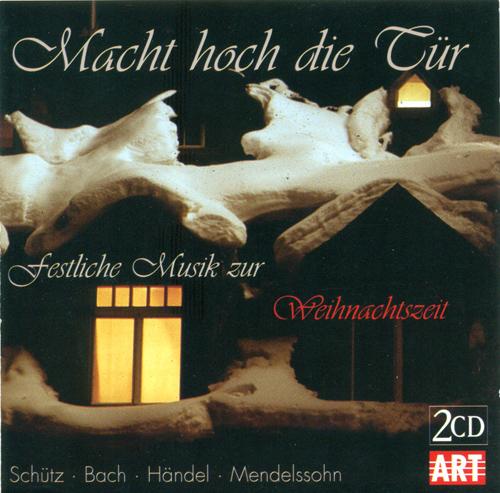 CHRISTMAS FESTIVAL MUSIC (Macht hoch die Tur)