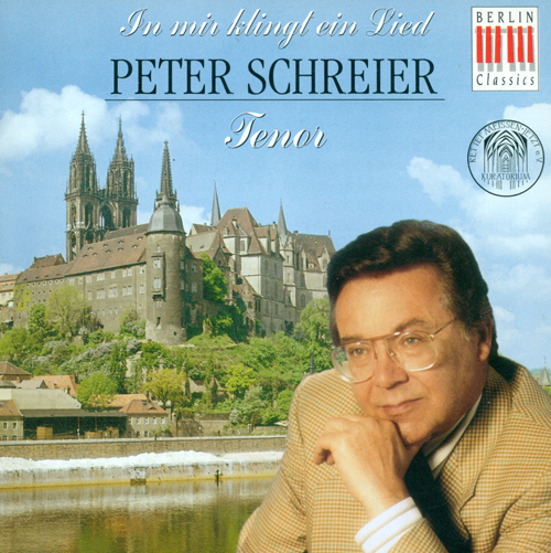 Vocal Recital: Schreier, Peter - TAUBER, R. / GRIEG, E. / SPOLIANSKY, M. / MELICHAR, A. / BOHM, K. / ALBERT, M. / STOLZ, R. / KATTNIGG, R.