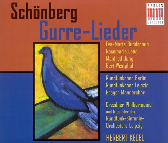 SCHOENBERG, A.: Gurre-Lieder (Bundschuh, Lang, Jung, Dresden Philharmonic, Kegel)