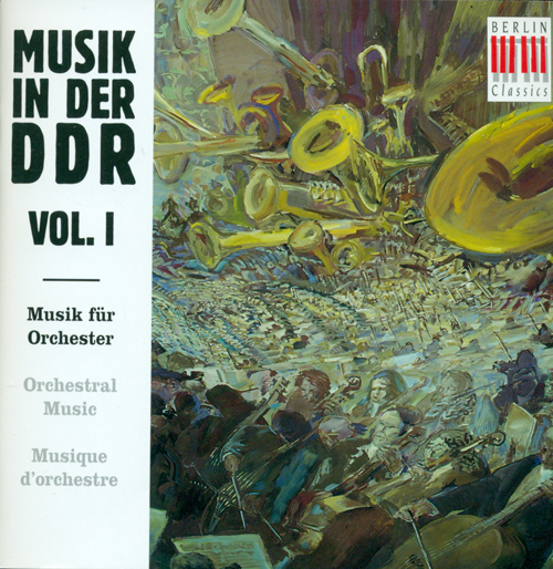 East German Music, Vol. 1 - KOCHAN, G. / GOLDMANN, F. / ZIMMERMANN, U. / KURZ, S. / MATTHUS, S.