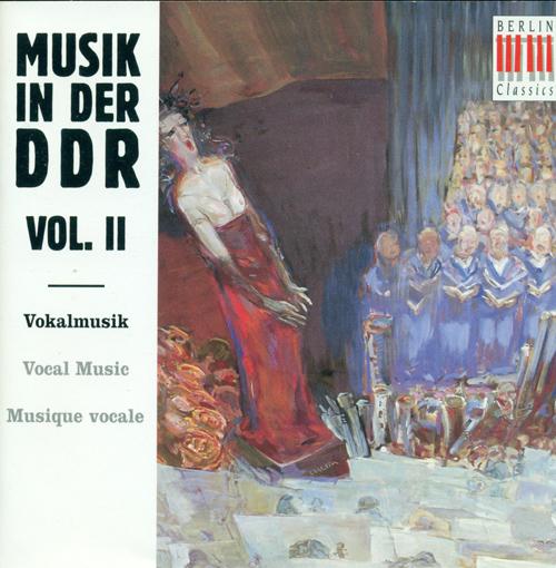 Vocal Music - EISLER, H. / KOCHAN, G. / THIELE, S. / MATTHUS, S. / DESSAU, P. / BREDEMEYER, R. / SCHUBERT, M. / GOLDMAN, F.
