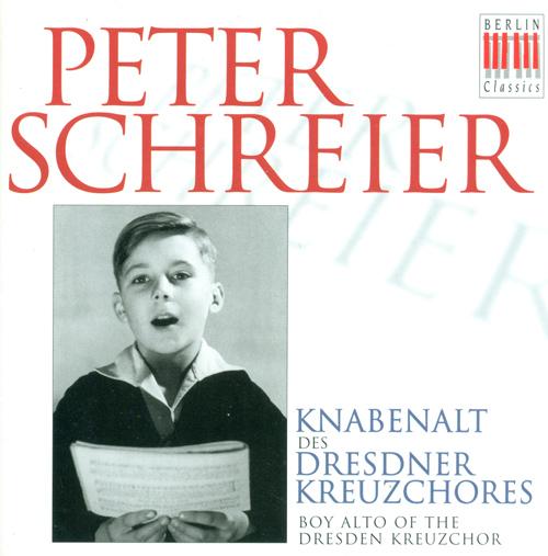 Vocal Music - BACH, J.S. / SCHUTZ, H. / CORNELIUS, P. / MAUERSBERGER, R. / RADECKE, R. / BRAHMS, J. (Schreier) (1948-1951)