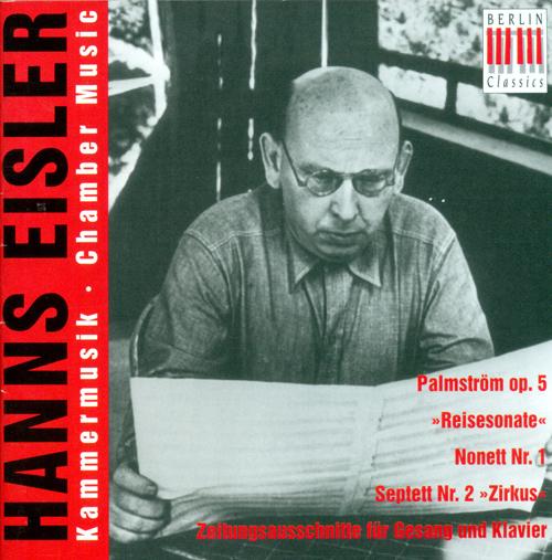EISLER, H.: Chamber Music