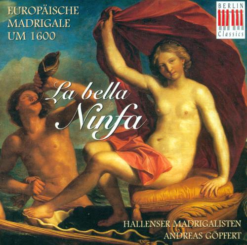 Choral Music (17th Century) - MARENZIO, L. / PALESTRINA, G.P. da / MONTEVERDI, C. / GESUALDO, C. / SCHUTZ, H. (Hallenser Madrigalisten, Gopfert)