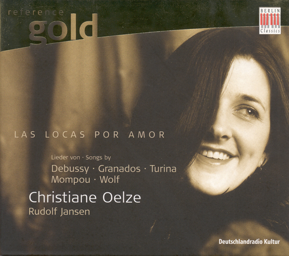 Vocal Recital: Oelze, Christiane - DEBUSSY, C. / GRANADOS, E. / WOLF, H. / MOMPOU, F. / TURINA, J.