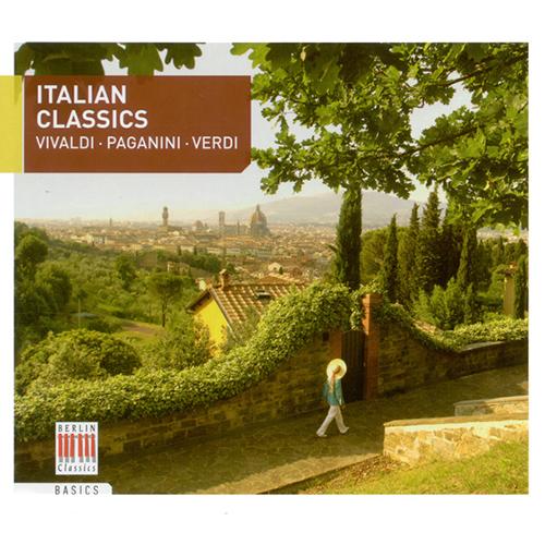 ITALIAN CLASSICS - VIVALDI, A. / PAGANINI, N. / VERDI, G.