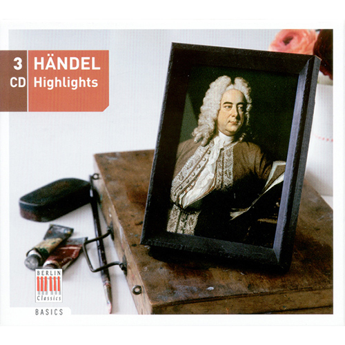 HANDEL, G.F.: Handel Highlights