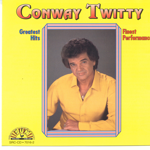 TWITTY, Conway: Greatest Hits (Finest Performances)