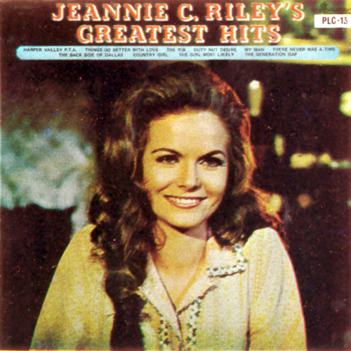 RILEY, Jeannie C.: Greatest Hits, Vols. 1 and 2