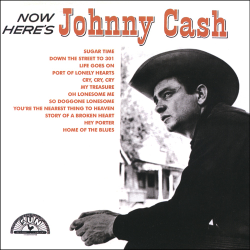 CASH, Johnny: Now Here's Johnny Cash