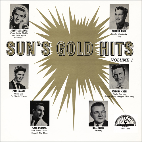 SUN'S GOLD HITS, Vol. 1