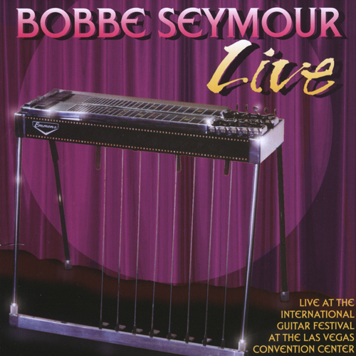 SEYMOUR, Bobbe: Live At The International Guitar Festival