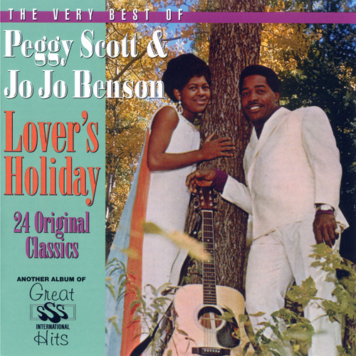 SCOTT, Peggy / BENSON, Jo Jo: Lover's Holiday (24 Original Classics)