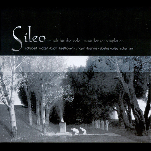 MUSIC FOR CONTEMPLATION (Sileo) - SCHUBERT, F. / MOZART, W.A. / BACH, J.S. / BEETHOVEN, L. van / CHOPIN, F. / BRAHMS, J. / SIBELIUS, J. / GRIEG, E.