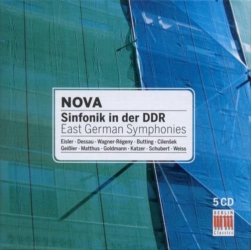 Orchestral Music - EISLER, H. / DESSAU, P. / BUTTING, M. / WAGNER-REGENY, R. (NOVA - Sinfonik in der DDR) (East German Symphonies)