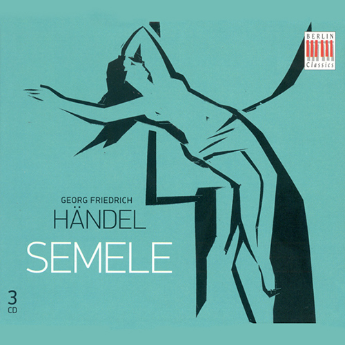 HANDEL, G.F.: Semele [Oratorio] (Sung in German) (Koch)