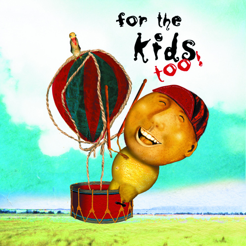 NADA SURF / NATHAN / PAPER MOON / RALPH'S WORLD: For The Kids Too