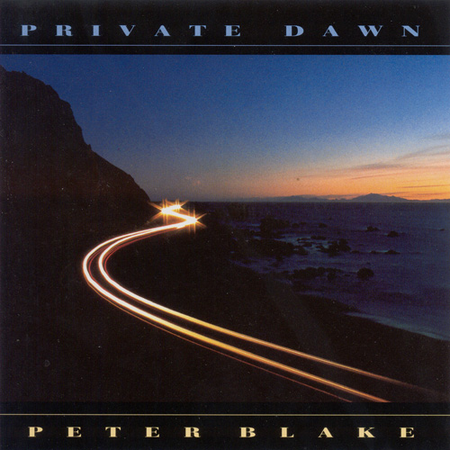 BLAKE, Peter: Private Dawn