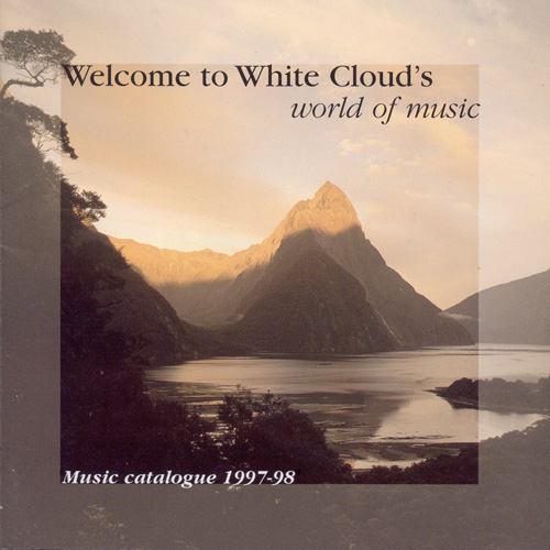 Welcome to White Cloud's World of Music