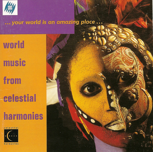 WORLD MUSIC FROM CELESTIAL HARMONIES