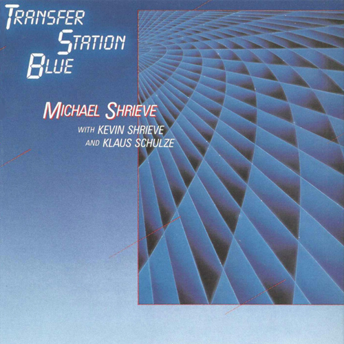 SHRIEVE, Michael: Transfer Station Blue