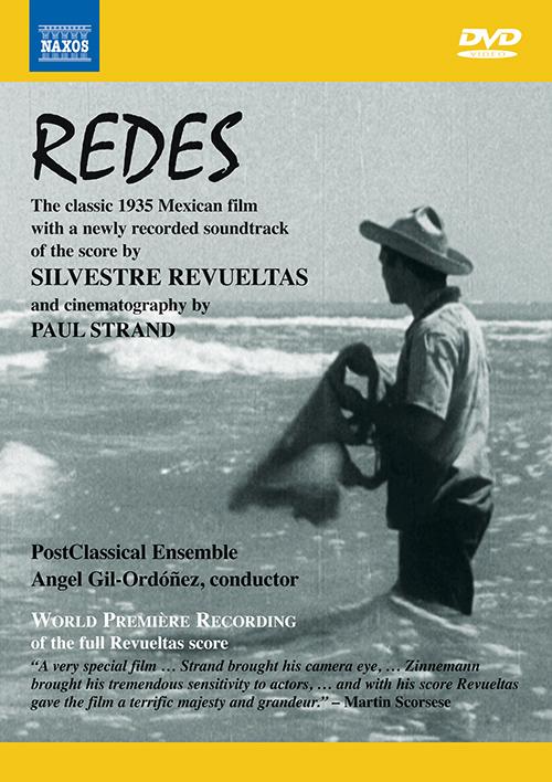 REVUELTAS, S.: Redes (Film, 1935) (NTSC)