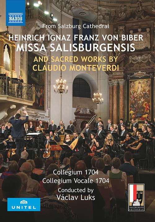 BIBER, H.I.F. von: Missa Salisburgensis / MONTEVERDI, C.: Sacred Works