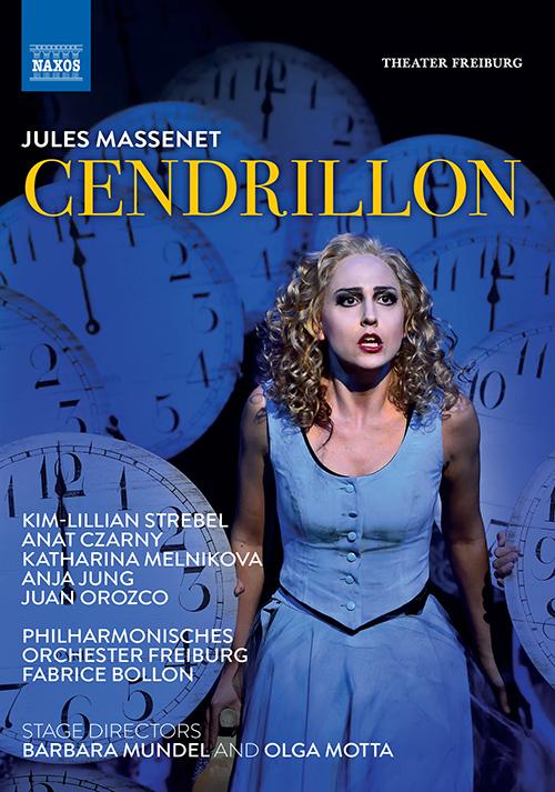 MASSENET, J.: Cendrillon [Opera] (Theater Freiburg, 2017) (NTSC)