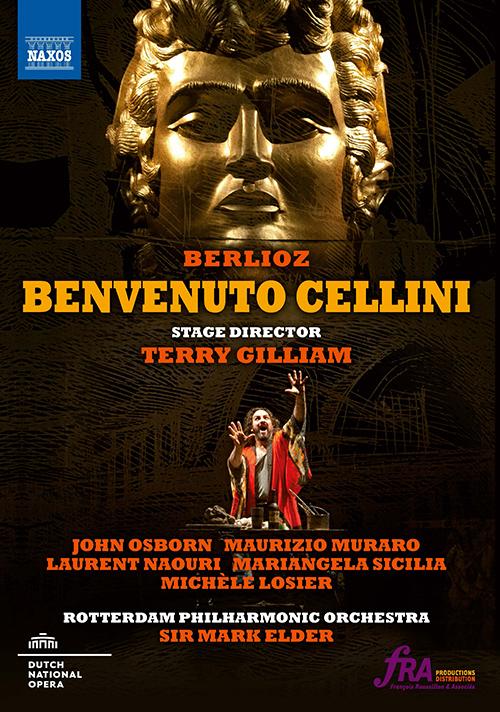 BERLIOZ, H.: Benvenuto Cellini [Opera] (DNO, 2015) (NTSC)
