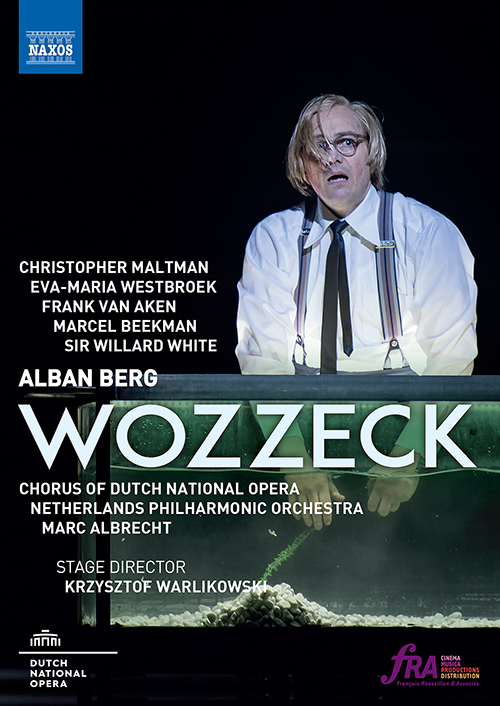 BERG, A.: Wozzeck [Opera] (DNO, 2017) (NTSC)